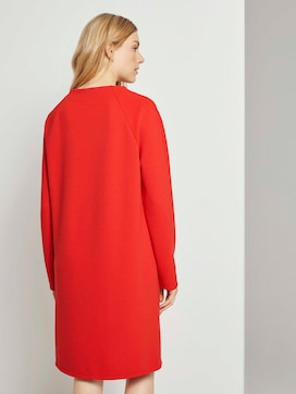 Comfortable dress with a stand-up collar - 2 - TOM TAILOR