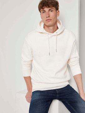 Hoodie with placed prints - 5 - TOM TAILOR Denim