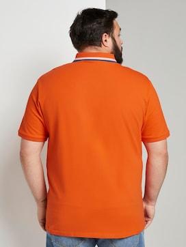 Poloshirt mit Brusttasche - 2 - Men Plus