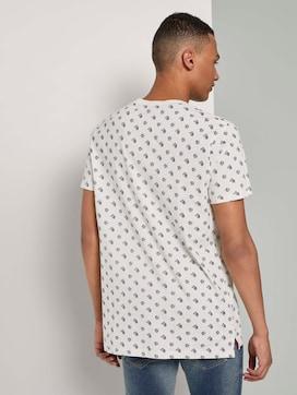 Print T-Shirt mit kleinem Logo - 2 - TOM TAILOR Denim