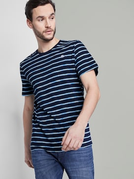 Gestreiftes T-Shirt - 5 - TOM TAILOR