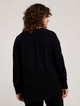 Textured blouse - 2 - My True Me
