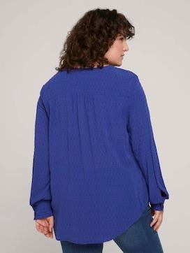 Getextureerde blouse - 2 - Tom Tailor E-Shop Kollektion