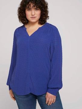 Getextureerde blouse - 5 - Tom Tailor E-Shop Kollektion
