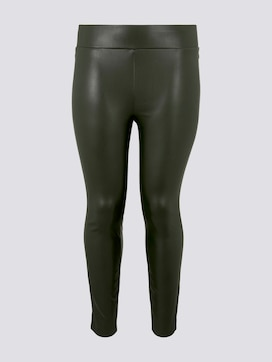 Leggings in Lederoptik - 7 - Tom Tailor E-Shop Kollektion