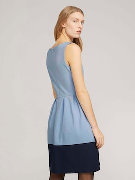 Kleid mit Colour Blocking - 2 - TOM TAILOR