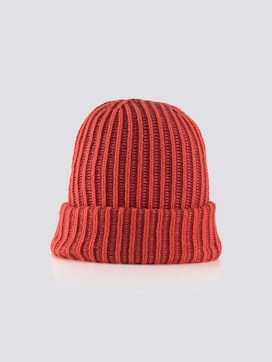 Ribbed beanie - 7 - Mine to five
