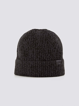 Oversized Beanie - 7 - Mine to five