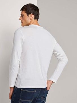 Langarmshirt mit Print - 2 - TOM TAILOR