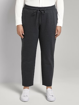 Checked loose-fit trousers - 1 - Tom Tailor E-Shop Kollektion