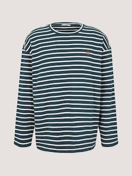 Gestreept overhemd met lange mouwen - 7 - TOM TAILOR Denim