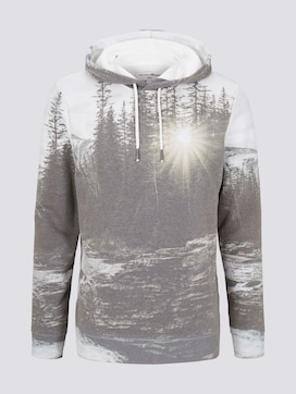 Hoodie mit Fotoprint - 7 - TOM TAILOR Denim