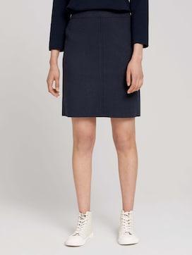 Mottled skirt - 1 - TOM TAILOR