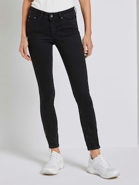 Jona Extra Zip Detail Skinny Jeans - 1 - TOM TAILOR Denim