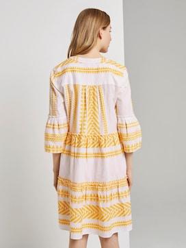 Luftiges Boho-Kleid mit Volants - 2 - TOM TAILOR