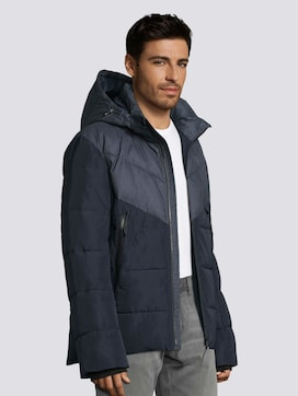 Pufferjacke mit Steppmuster - 5 - TOM TAILOR Denim
