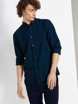Kariertes Flanell Hemd - 5 - TOM TAILOR Denim
