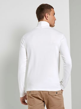 Basic Rollkragen Langarmshirt - 2 - TOM TAILOR