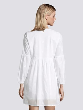 Sommerliches Kleid mit Tasseln - 2 - TOM TAILOR Denim