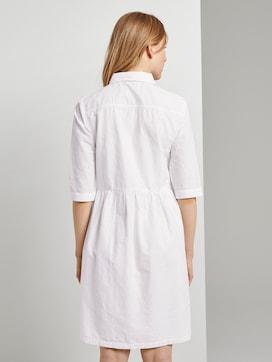 Blusenkleid mit Lochstickerei - 2 - TOM TAILOR