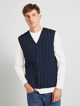 Gewatteerde vest - 1 - TOM TAILOR Denim