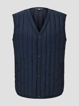 Gewatteerde vest - 7 - TOM TAILOR Denim
