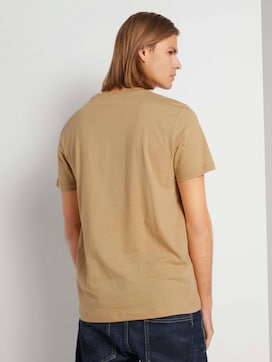 T-shirt with a print made with organic cotton   - 2 - TOM TAILOR Denim