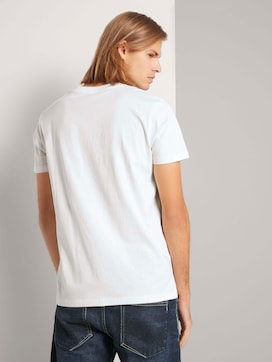 Print T-Shirt mit Bio-Baumwolle - 2 - TOM TAILOR Denim