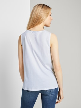 Top mit Glitzer Details - 2 - TOM TAILOR