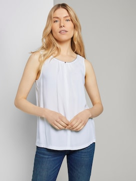 Top mit Glitzer Details - 5 - TOM TAILOR
