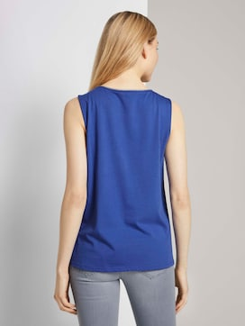 Top met glitter details - 2 - TOM TAILOR