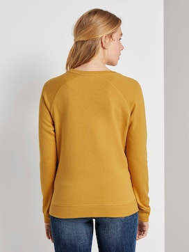 Sweatshirt met raglanmouwen - 2 - TOM TAILOR Denim