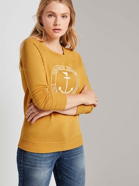 Sweatshirt met raglanmouwen - 5 - TOM TAILOR Denim