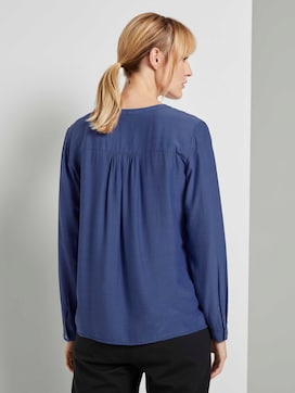 Basis blouse met knoopdetails - 2 - TOM TAILOR