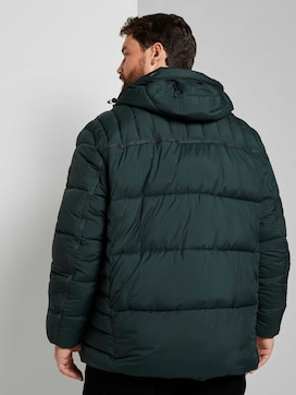 Pufferjacke - 2 - Men Plus
