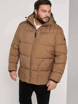 Pufferjacke - 5 - Men Plus