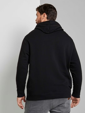 Hoodie mit Logo-Print - 2 - Tom Tailor E-Shop Kollektion