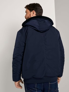 Blouson-Jacke mit Kapuze - 2 - Tom Tailor E-Shop Kollektion