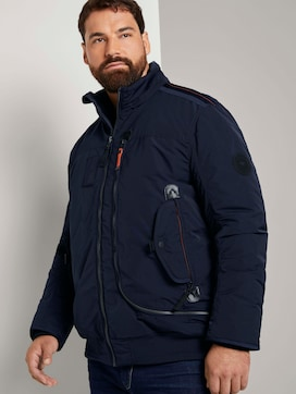 Blouson-Jacke mit Kapuze - 5 - Tom Tailor E-Shop Kollektion