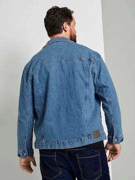 Trucker Denim Jacket in distressed Look - 2 - Tom Tailor E-Shop Kollektion