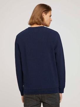 Sweatshirt mit Reißverschluss - 2 - TOM TAILOR Denim