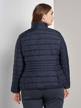 Lichtgewicht gewatteerde jas met opstaande kraag - 2 - Tom Tailor E-Shop Kollektion