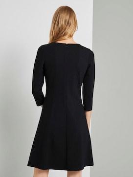 Kleid mit Ziernähten - 2 - TOM TAILOR