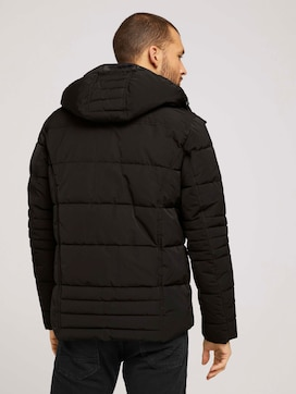 Pufferjacke mit abnehmbarer Kaupze - 2 - TOM TAILOR