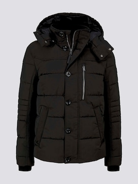 Buffer jacket with a removable hood - 7 - TOM TAILOR