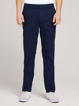 Slim Chinohose mit Stretchanteil - 1 - TOM TAILOR Denim