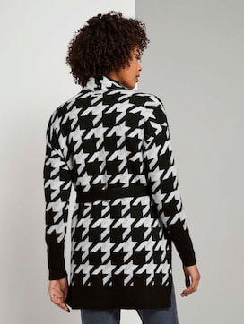 Houndstooth Vest met Riem - 2 - Mine to five