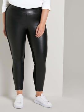 Leggings in Lederoptik - 1 - Tom Tailor E-Shop Kollektion