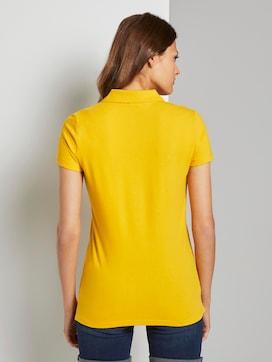Basic Poloshirt mit Henley-Ausschnitt - 2 - TOM TAILOR