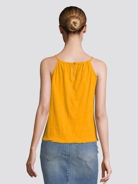 Neckholder Top mit Tasseln - 2 - TOM TAILOR Denim